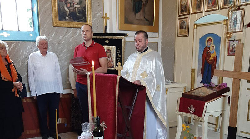 DR NINOSLAV KAČARIĆ O OBNOVI KAPELE NA GRADNULIČKOM GROBLJU