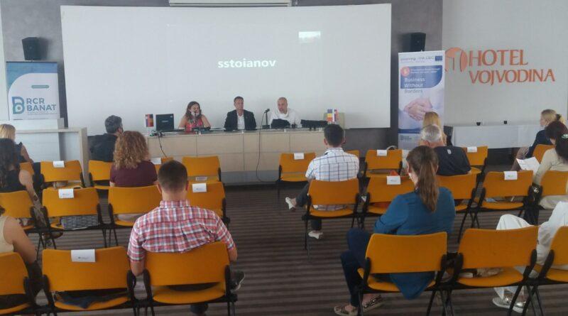 "ZAVRŠEN PROJEKAT RCR ""BANAT"" O ZAPOŠLjAVANjU U SRBIJI I RUMUNIJI: Za razvoj pogranične regije"
