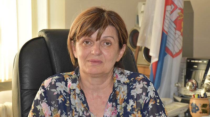 """LJILJANA BRANKOVIĆ, JEDNA OD NAJ ŽENA SRBIJE 2019. GODINE PO IZBORU ČITALACA """"BLIC ŽENE"""""""