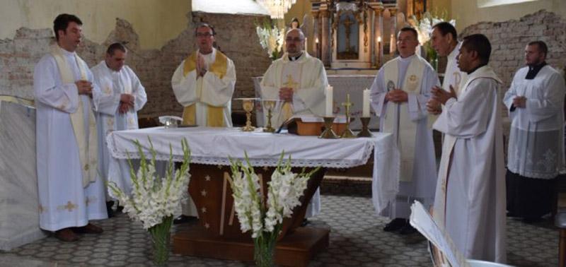 Nagybecskereki Egyházmegyei Sajtóiroda-hírek az egyházmegyéből