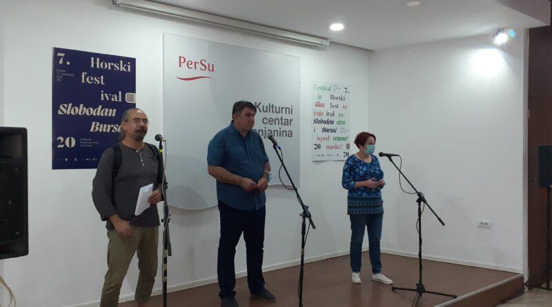 """NAREDNOG VIKENDA HORSKI FESTIVAL """"SLOBODAN BURSAĆ"""": Nastupi prilagođeni situaciji"""