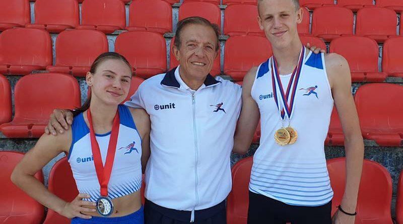 ATLETIKA: Justin osvaja medalje i ruši rekorde