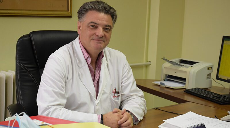 DR ZDRAVKO ŽDRALE O AKTUELNOJ SITUACIJI I BORBI SA KORONA VIRUSOM