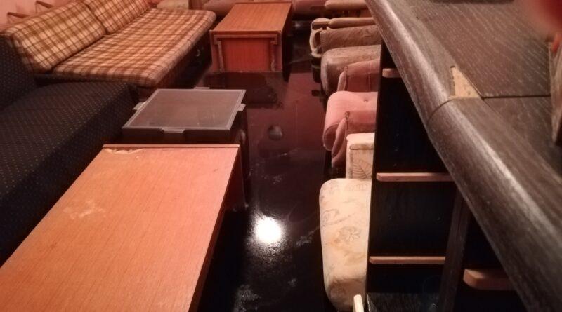 U SOLITERU NA BAGLJAŠU: Voda iz radijatora poplavila podrum