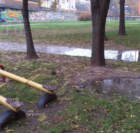 HAVARIJA NA BAGLJAŠU: Izlila se fekalna kanalizacija