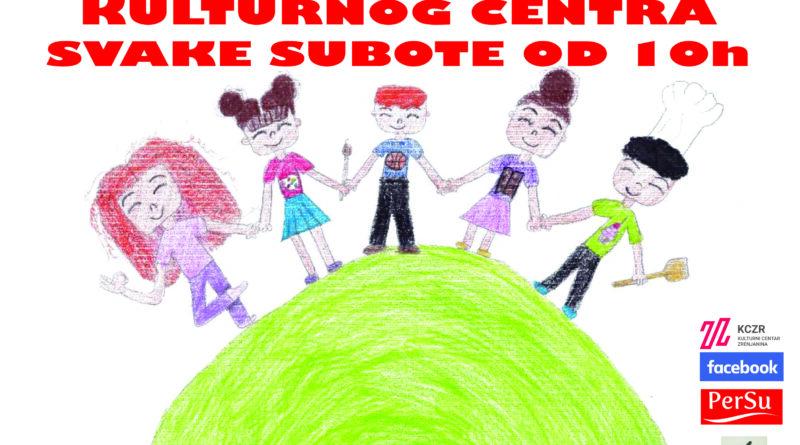 KULTURNI CENTAR: Onlajn dečje radionice