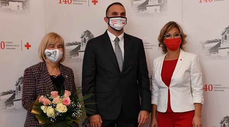 A Nagybecskereki Vöröskereszt az idén jeles jubileumot ünnepelt