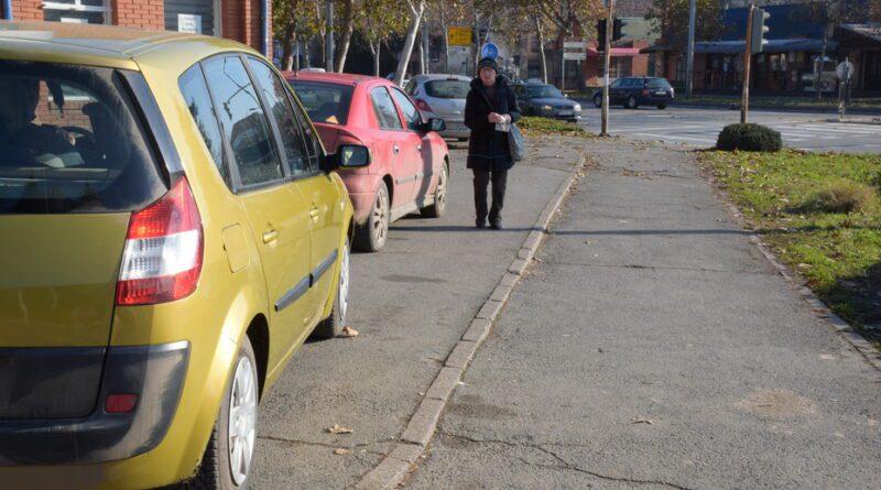 FOTO-GALERIJA: Bahato parkiranje