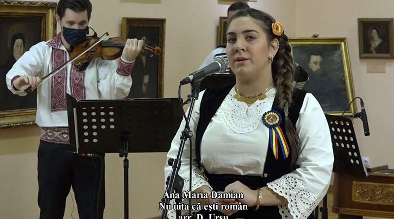 Spectacol online prilejuit de marcarea a 102 de ani de la Marea Unire