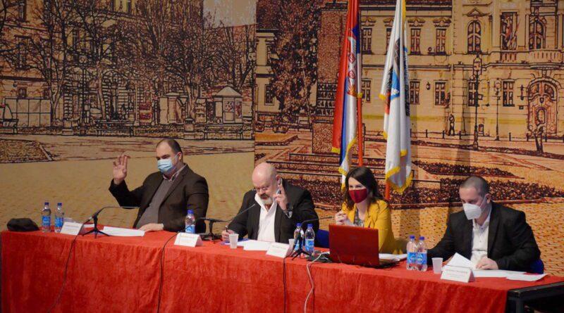 ZASEDALA SKUPŠTINA: Odbornici potvrdili odluke Gradskog veća