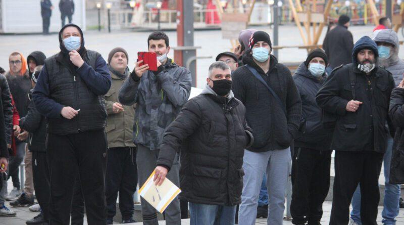 PROTEST RADNIKA POŠTE: Mobing i ćutanje sindikata