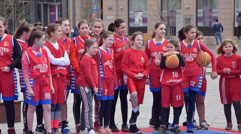 PROTOKOL O SARADNJI GRADA ZRENJANINA I INSTITUTA ZA ŽENSKI SPORT: Potpisi za besplatne treninge devojčica