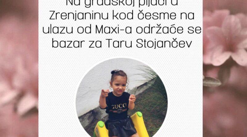 """U SUBOTU NA GLAVNOJ PIJACI: Bazar """"Za Tarine prve reči"""""""