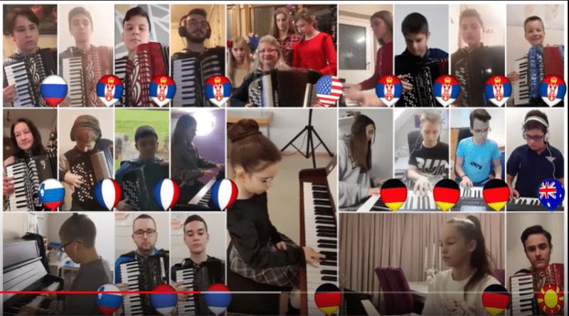 """PREMIJERA SPOTA """"DECA SU UKRAS SVETA"""": Učestvuju i najmlađi folklorci KUD """"Pionir"""""""