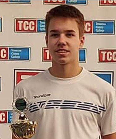 Mladi sportista Zoran Ludoski