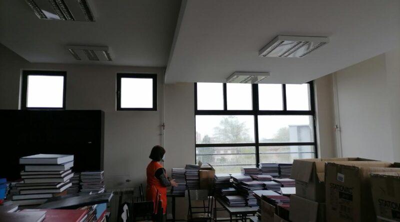 """TEHNIČKI FAKULTET """"MIHAJLO PUPIN"""": Biblioteka u novom prostoru"""