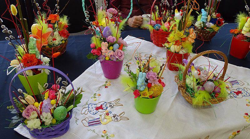 Minden kedves olvasónknak kellemes húsvéti ünnepeket kívánunk!