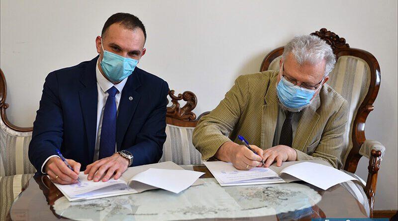 A fost semnat acordul de colaborare între Matica Srpska și municipiul Zrenianin