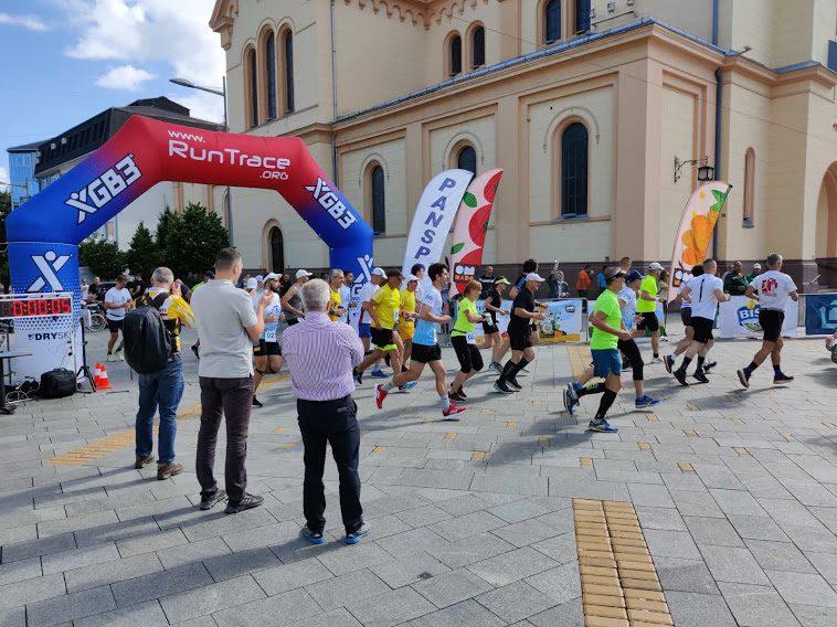 ZRENJANINSKI MARTON: Krenuli maratonci i trkači sa invaliditetom