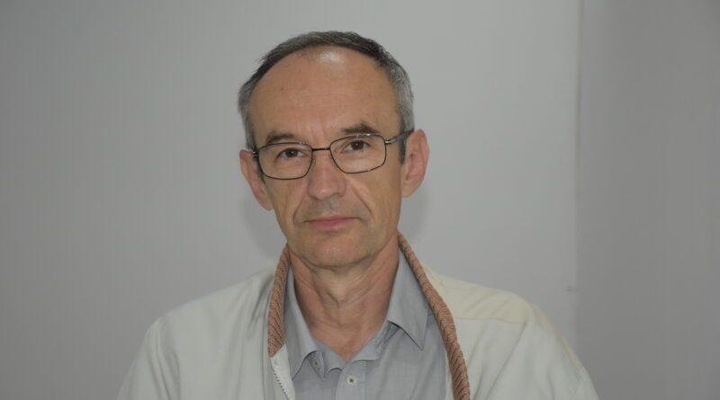 DR PREDRAG RUDAN, V.D. DIREKTORA ZAVODA ZA JAVNO ZDRAVLJE ZRENJANIN