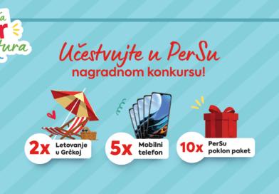 """NAGRADNI KONKURS """"PERSU MARKETA"""": Letovanja, telefoni i pokloni iznenađenja"""