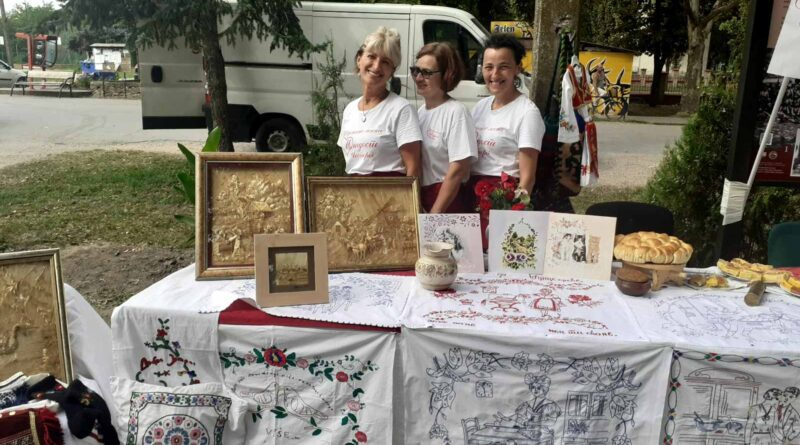 "ALEKSANDROVO: Etno bazar u znaku ""kuvarica"""