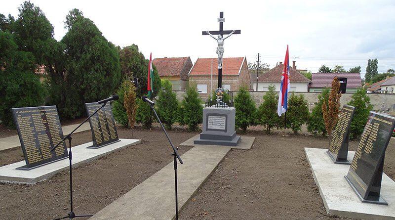 Nagybecskereki katolikus temető