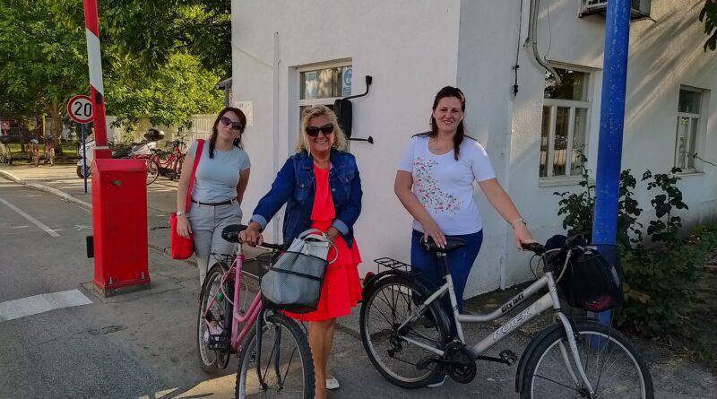 MLEKOPRODUKT: Biciklom i pešačenjem do čiste planete