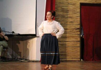KRAJIŠNIK: Vanja Umićević pesmom čuva tradiciju